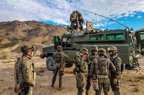 'Fuerza 35', plan innovador del Ejército de Tierra español. (Foto: https://www.defensa.com/).