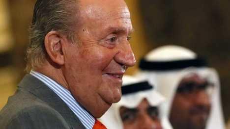 S.M. el Rey de España Juan Carlos I. (Foto: RTVE)