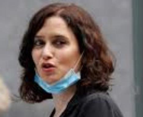 La presidenta de la Comunidad de Madrid, Isabel Díaz Ayuso. (Foto: RTVE).