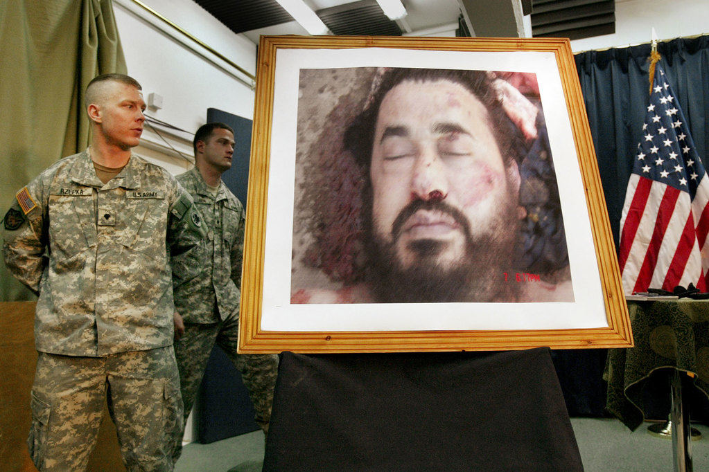 Abu Musab al-Zarqawi (1966-2006), fundador del ISIS. (Foto: www.cnbc.com)