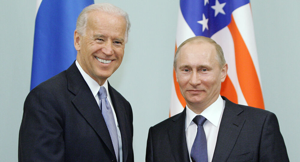 Los presidentes americano y ruso, Joe Biden y Vladimir Putin. (Foto: https://mundo.sputniknews.com/)