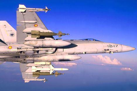 Foto: Ministerio de Defensa de España