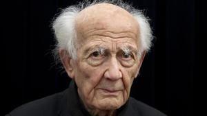 Zygmunt Bauman, filósofo y sociólogo. (1925 - 2017).