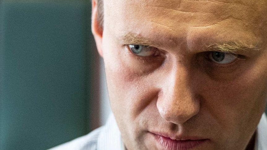 Alexei Navalni, opositor ruso envenenado con A-232.. (Foto: www.abc.net.au)
