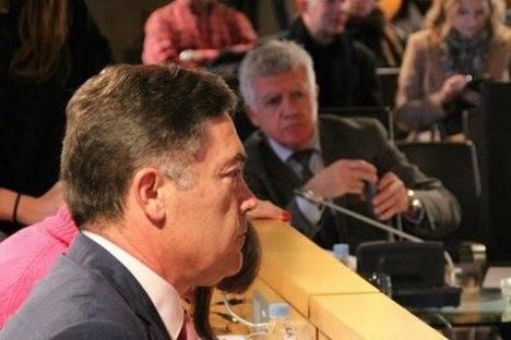 Marcos Martínez Barazón y Manuel Jesús López Sánchez (Foto de archivo ileon.com)