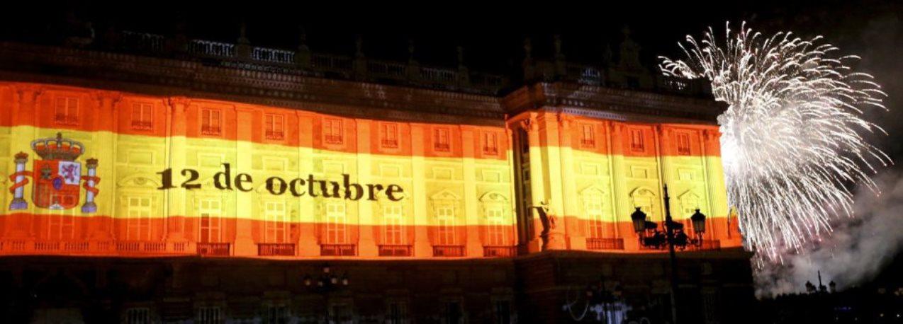 Felicidades en el Día de España