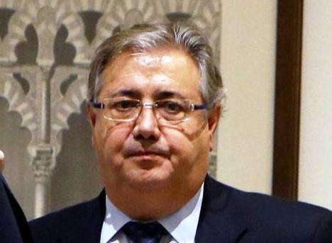Juan Ignacio Zoido, ministro del Interior del Gobierno de España
