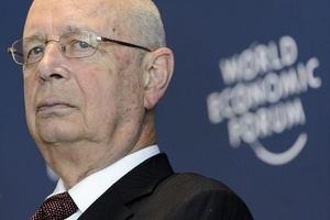 Klaus Schwab, fundador del WEF. (Foto: https://www.swissinfo.ch/).