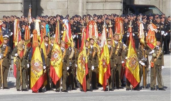 Foto: Ministerio de Defensa de España.
