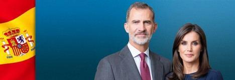 Fotografía: página web de la Casa Real española