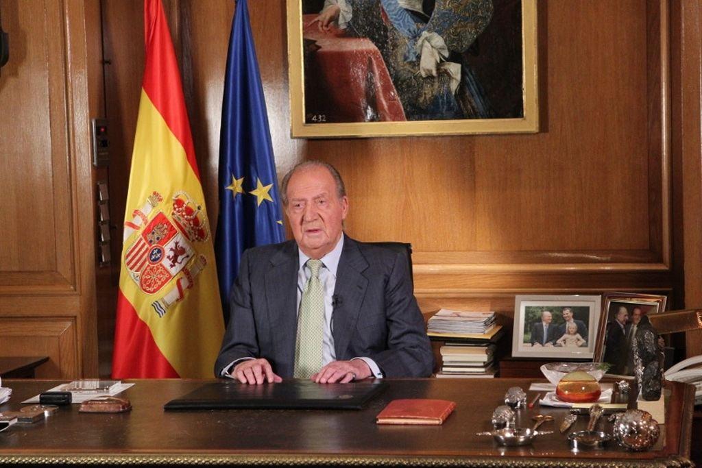 S.M. el Rey Juan Carlos I de España. (Foto: Casa Real).