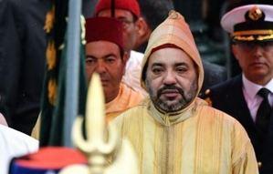 Mohamed VI, Rey de Marruecos. (Foto: https://www.ecsaharaui.com)