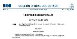 Más allá de la legislación, son los preámbulos los que encierran el verdadero espíritu revanchista del actual Gobierno de España, material inestimable para curiosos e investigadores.