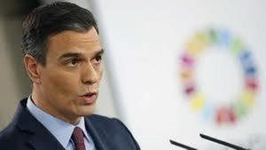 Pedro Sánchez anuncia el Estado de Alarma. (Foto: RTVE).