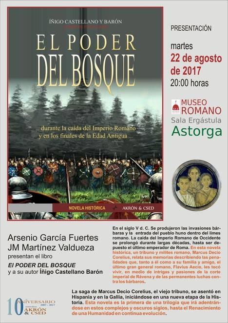 El poder del bosque, de Íñigo Castellano