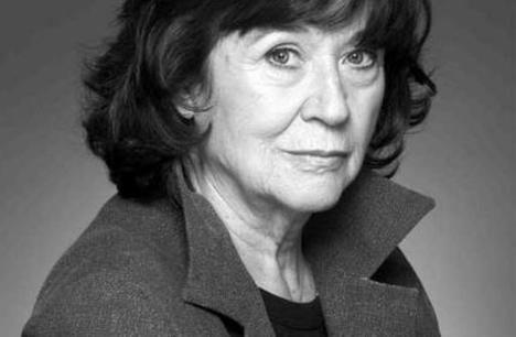 La actriz Julieta Serrano. (Fotografía proporcionada por el autor)