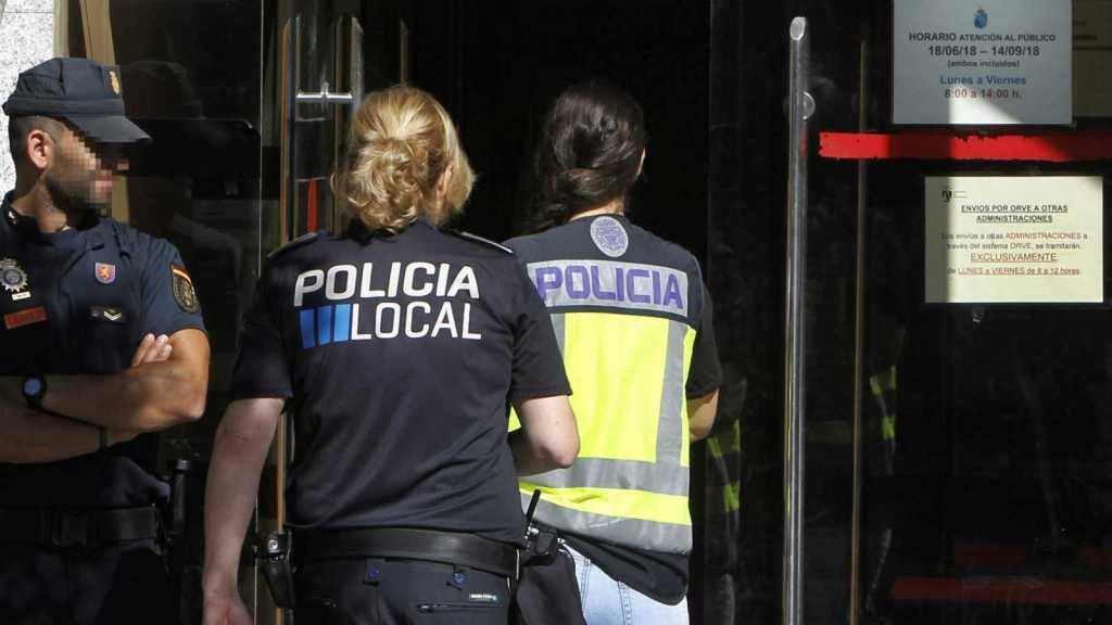 'Operación Enredadera' en varios Ayuntamientos por amaños de contratos y otras lindezas. Foto: RTVE)