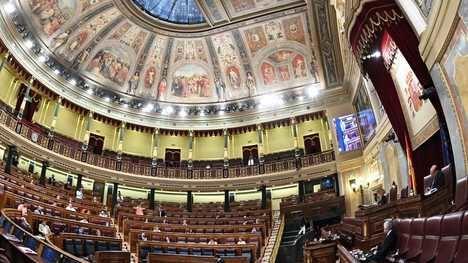 El Congreso de los Diputados. (Foto: RTVE)