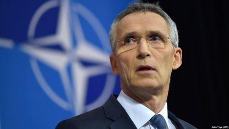 Jens Stoltenberg, Secretario General de la OTAN. (Foto: Radio Free Europe)