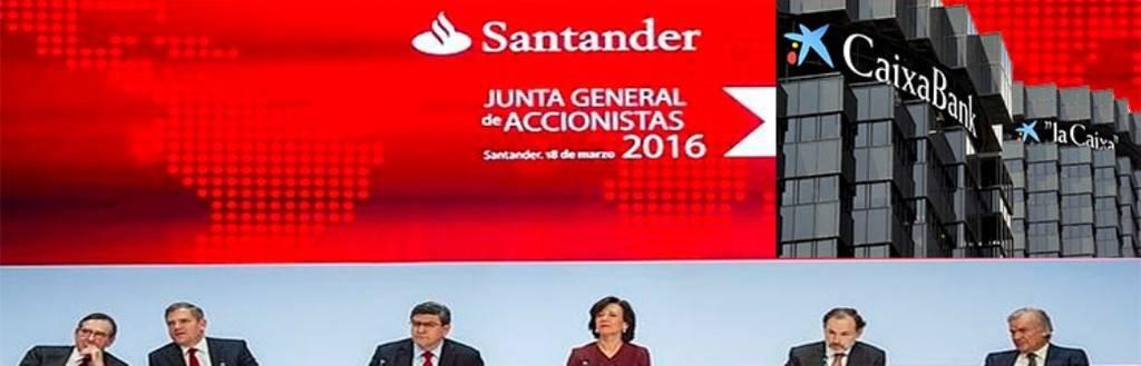 El Santander inicia las fusiones de la Banca española con el cierre de 450 oficinas y despidos