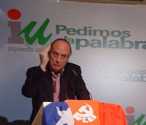 Francisco Frutos, ex secretario general del Partido Comunista de España