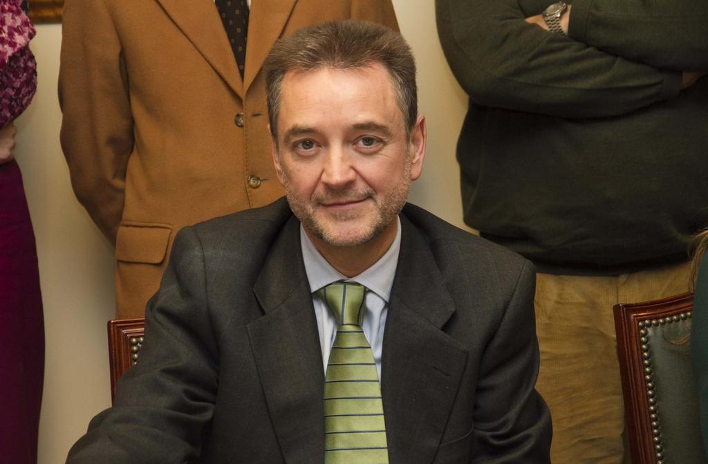Manuel Almenar Belenguer, Magistrado  de la Audiencia Provincial de Pontevedra y Presidente del Comité Ejecutivo de la Asociación Profesional de la Magistratura. (Foto: Confilegal)