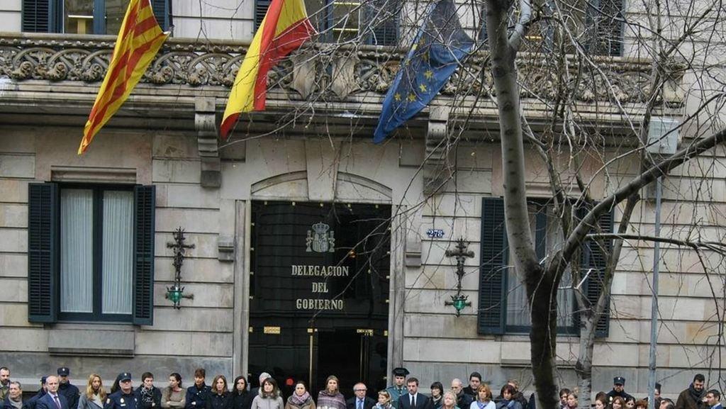 Sede de la Delegación del Gobierno en Cataluña (Barcelona).