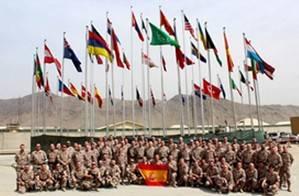 Operaciones militares en Afganistán