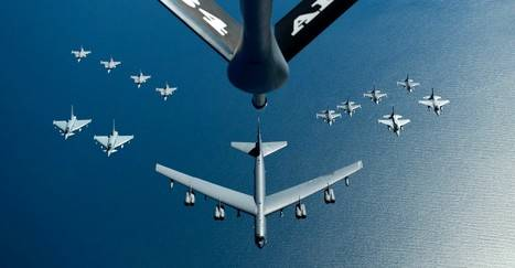 La OTAN ya mira hacia el sur...