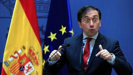 José Manuel Albares Bueno (1972), flamante ministro de Asuntos Exteriores español. (Foto: www.eldiario.es).