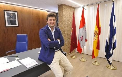 Manuel García Martínez, alcalde de Villaquilambre