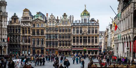 La Grand Place de Bruselas (http://blog.universalplaces.com)