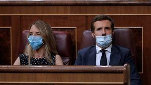 Antirretórica en el Parlamento español. (Foto: RTVE)