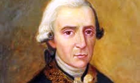 Antonio de Ulloa (1716 - 1797), descubridor del platino.