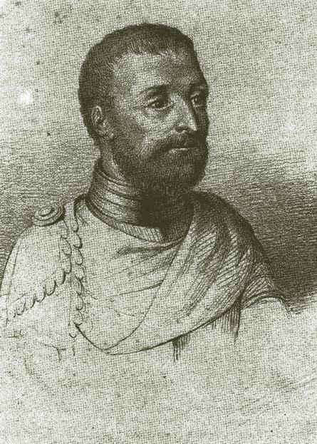 Descrito este retrato como de Antonio Pigafetta, parece ser que corresponde a otro miembro de la familia Pigafetta. (Wikipedia)
