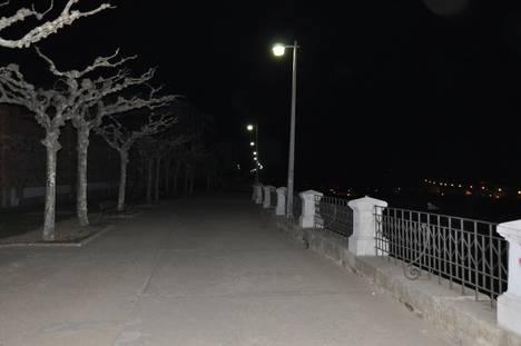 Paseo de la muralla de Astorga (León)