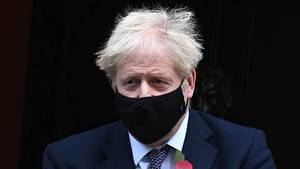 El primer ministro inglés Boris Johnson. (Foto: RTVE).