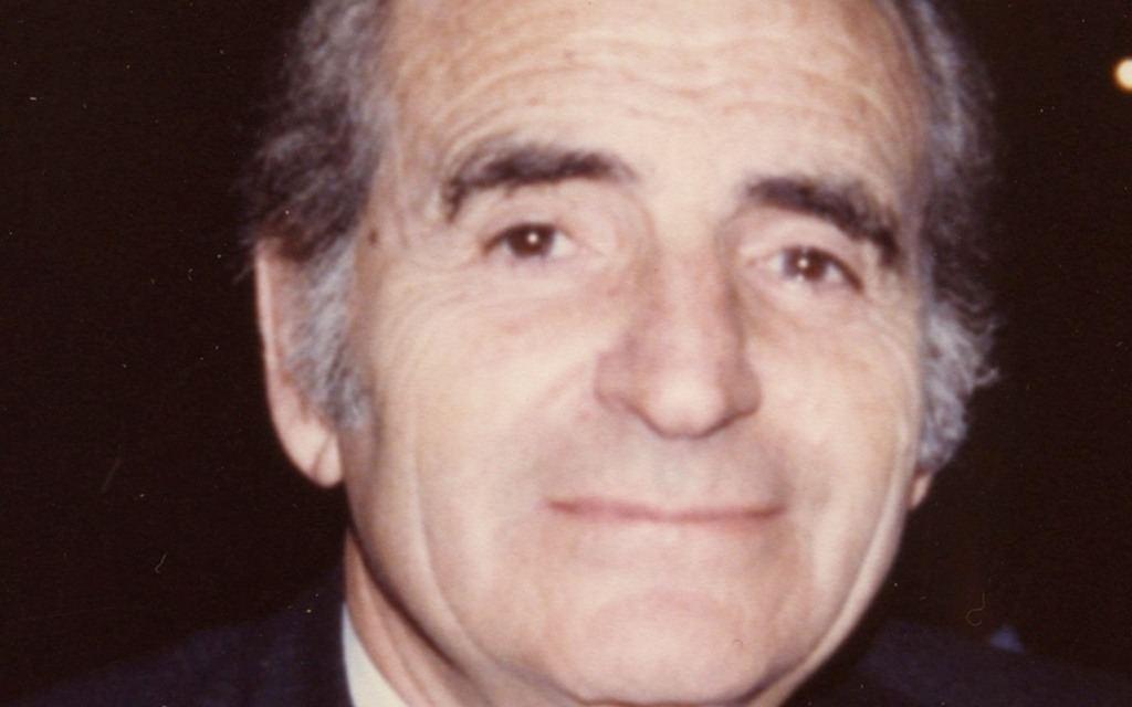 Burnett Bolloten (1909 - 1987), autor de 'The Grand Camouflage: The Communist conspiracy in the Spanish Civil War'.