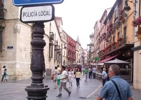Ciudadanos (C's) reaparece en León
