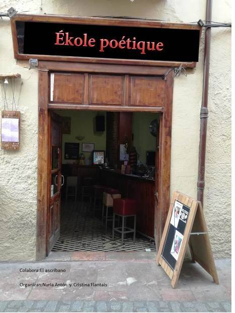 2º Aniversario de L'Ékole poétique