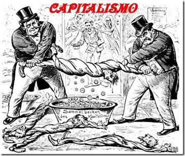 Ilustración procedente de: http://yumysgalaxy.blogspot.com.es/2013/03/capitalismo-perverso.html
