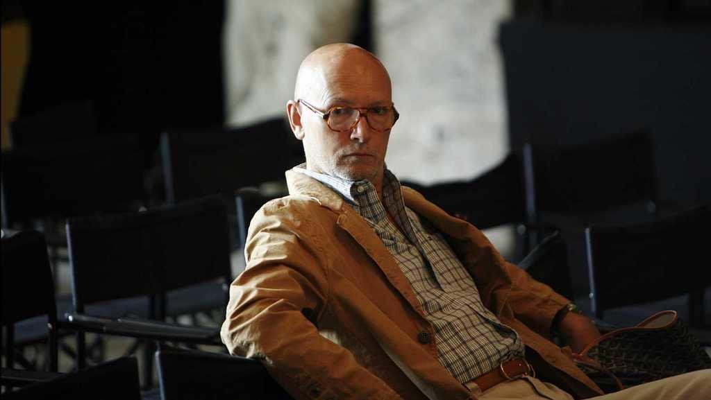 El escritor Carlos García-Calvo. Foto: RTVE.