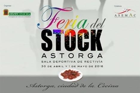 Astorga celebra su primera Feria del Stock este fin de semana con degustaciones gratuitas de vino y cecina y la participación de 33 comercios