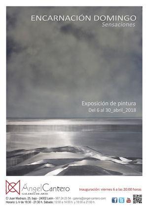 Encarnación Domingo: Sensaciones
