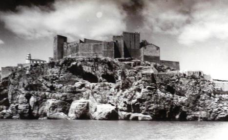 Castillo-prisión de Peñíscola, donde estuvo encerrado Canga Argüelles de 1814 a 1820.