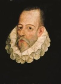 Miguel de Cervantes (J. de Jáuregui)