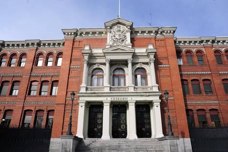 Sede del CESEDEN (Centro Superior de Estudios  de la Defensa Nacional), Ministerio de Defensa, Gobierno de España
