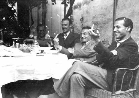 El protofascismo catalanista de Esquerra Republicana de Cataluña: Josep Dencás y los hermanos Badía.