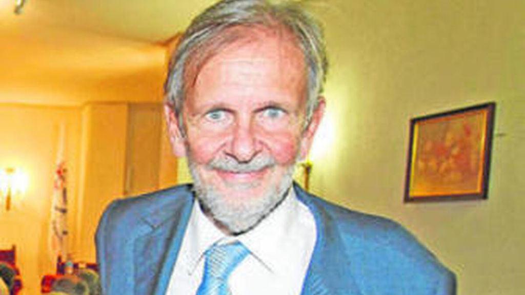 Diego Hidalgo Schnur, autor de 'El futuro de España'. (Foto: Diario de de Jerez)