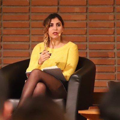 Dina Bousselham en Twitter